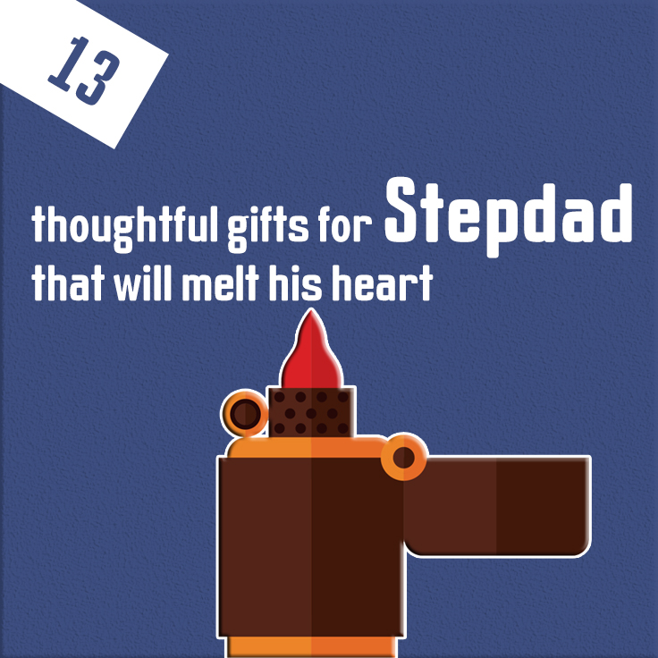 Step Dad Gifts