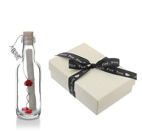 Personalised Message in a Bottle Present