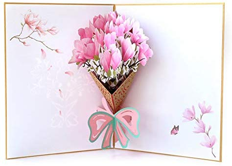Newthinking 3D Greeting Card