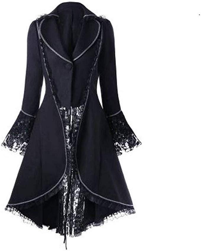 HOTSELL-Clothing Women's Steampunk Tailcoat Jacket