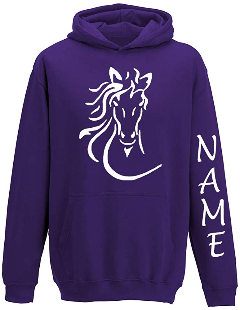 Horse Riding Hoody for Girls