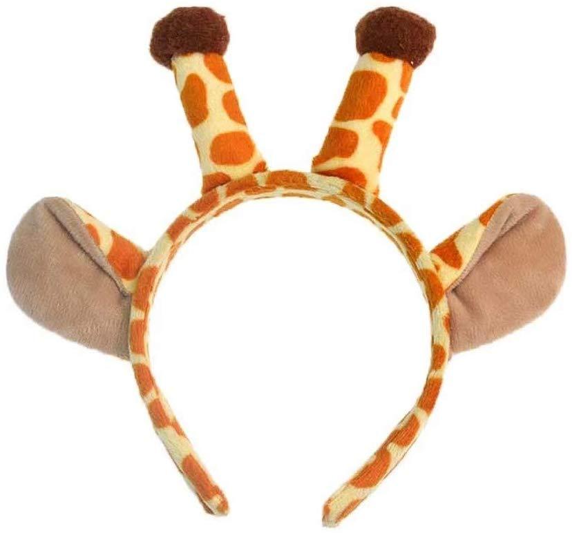 Giraffe Animal Headband Hair Band Birthday Gift