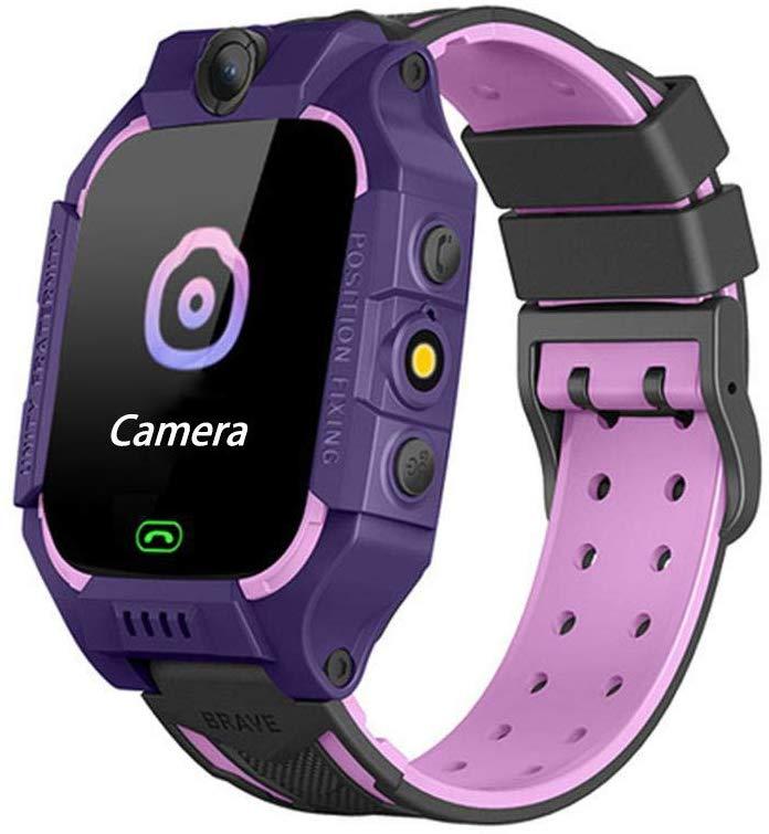 Fewao Kids Tracker Smart Watch Phone,LBS Tracker