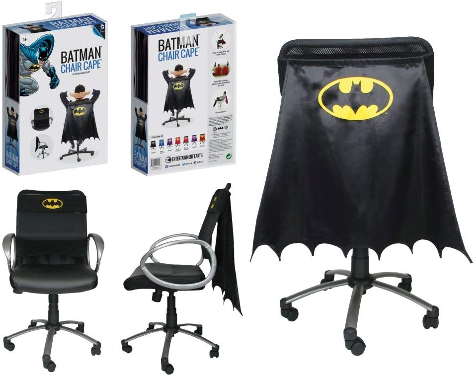 EE Distribution Batman Chair Cape