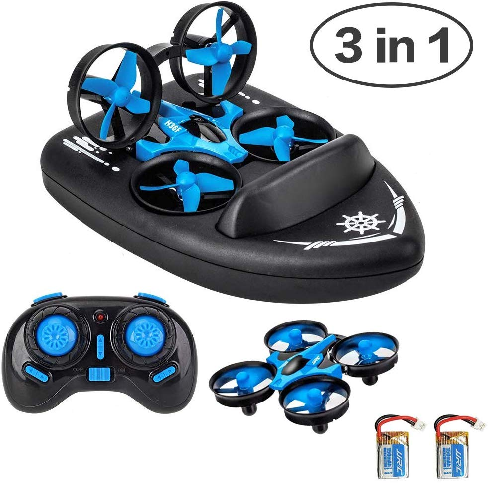 Mini Drone for Kids/Remote Control Boats for Pools and Lakes