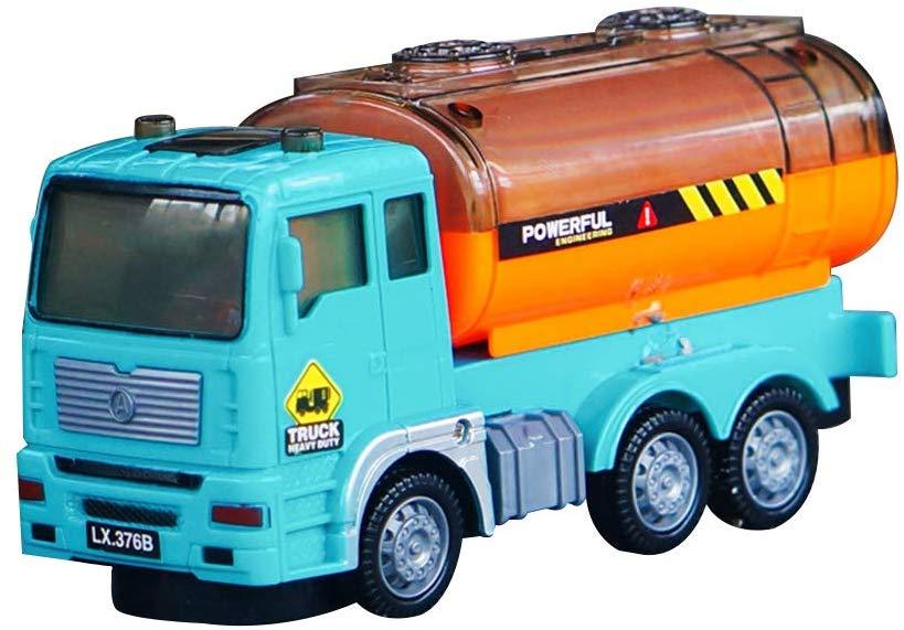 Multi-directional Lighting Oil Tanker Loader Mixer Truck