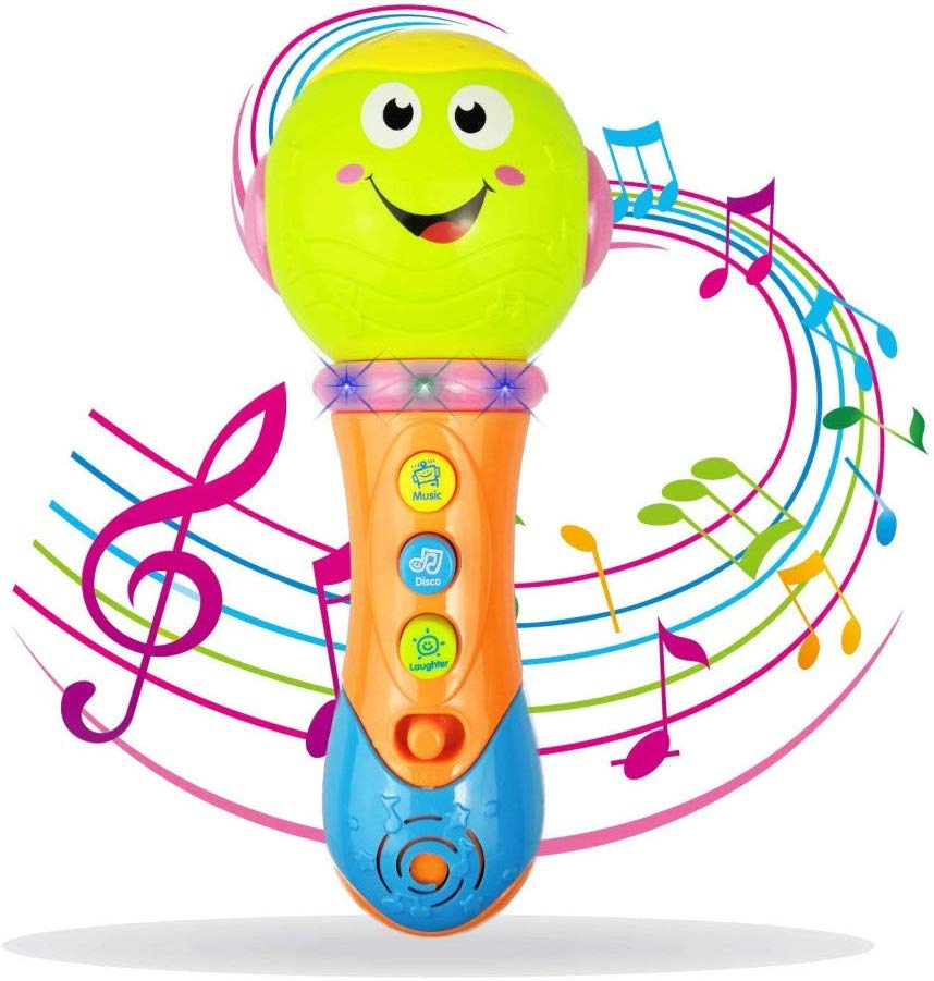 SEALEN Kids Music Microphone Toy