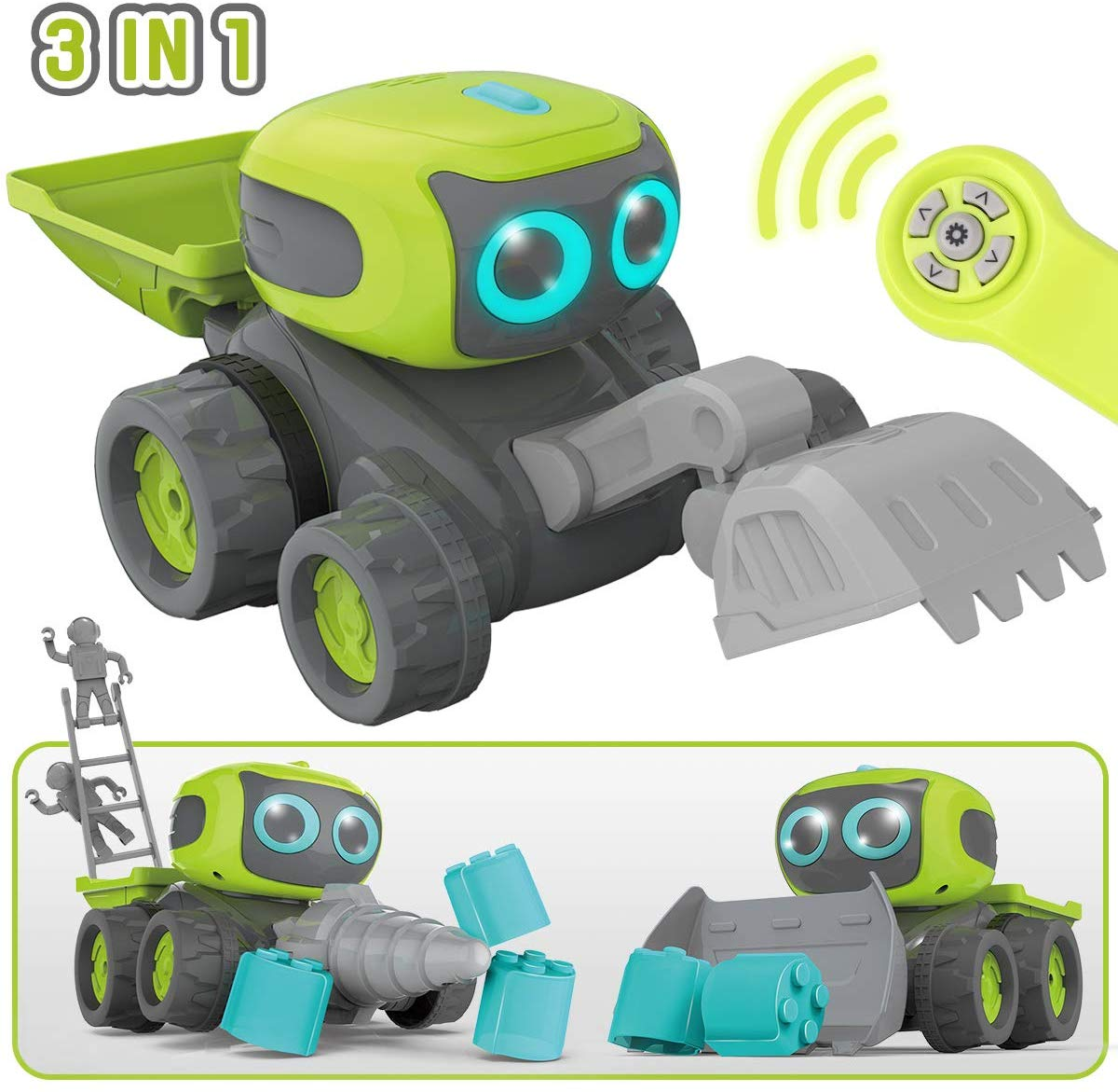Remote Control Robot Toys for Kids