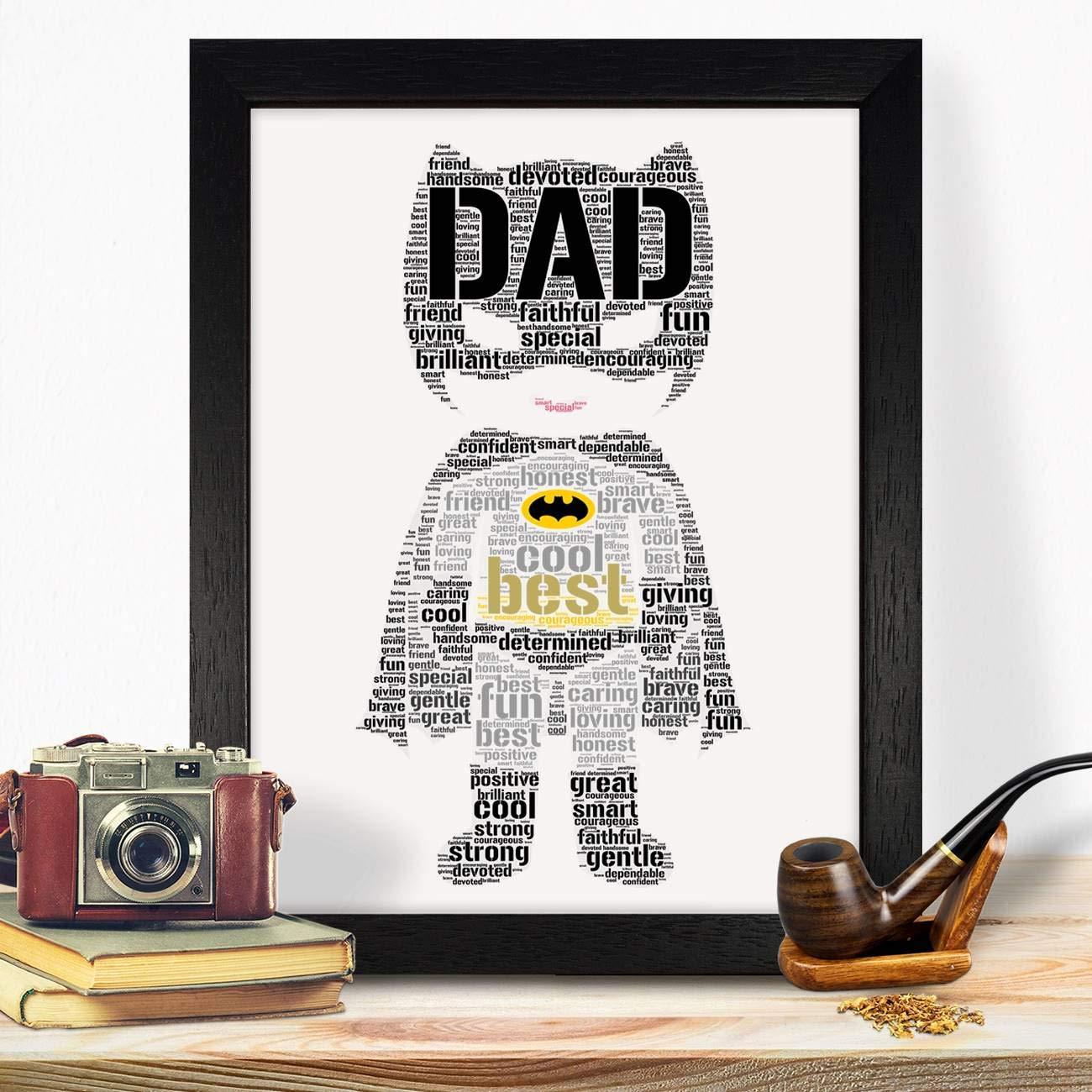 Baby Batman Word Art Wall Art...