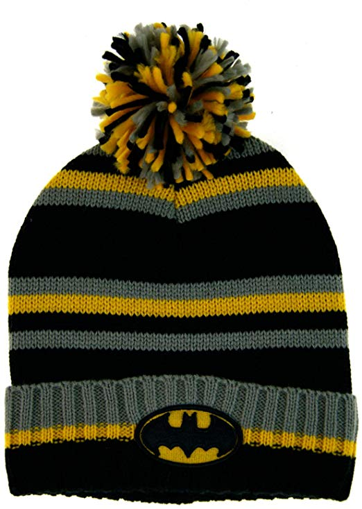 Super Hero Winter Warm Wool Cap Gift Size