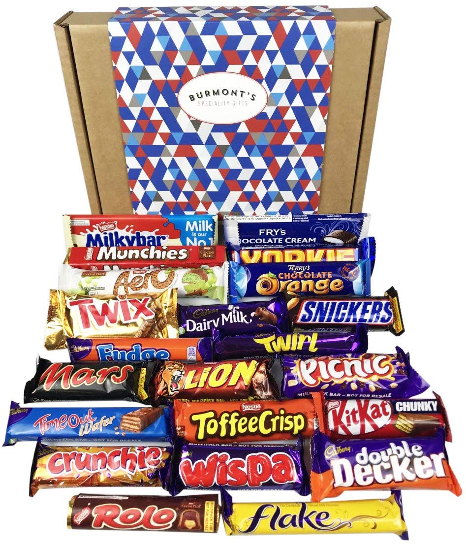 Chocolate Selection Gift Box
