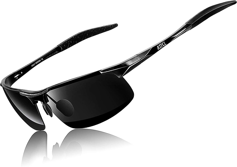 Mens Fashion Driving Polarized Sunglasses