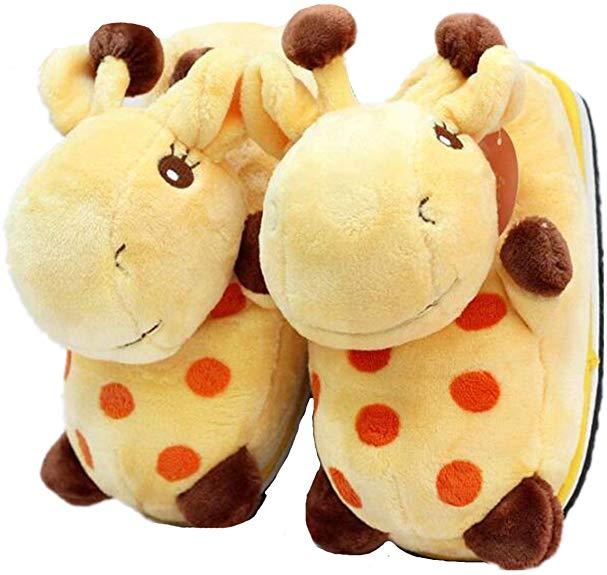 Fat rabbit Lovely Giraffe Slippers