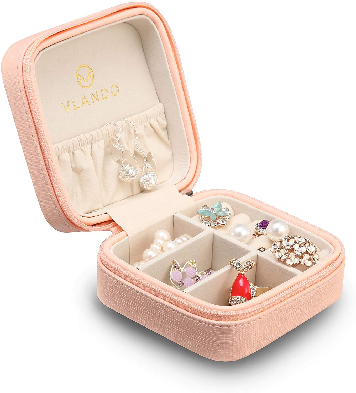 Mini Jewellery Box Organizer