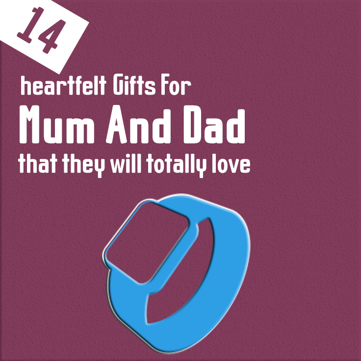 14 heartfelt gifts for mum and dad that they will totally love