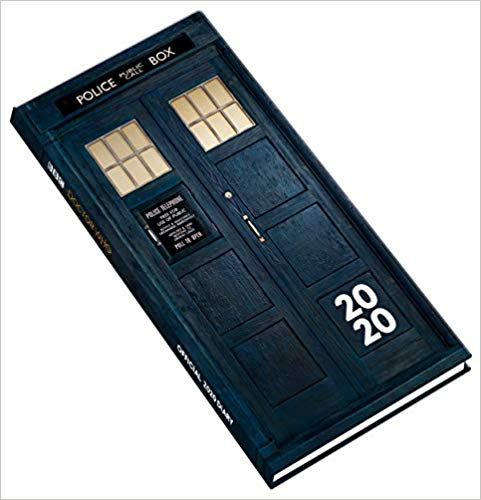 Doctor Who Official 2020 Diary