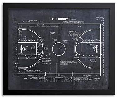 Basketball Coach Gift Basketball Decor