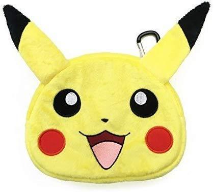 Hori Pikachu Plush Pouch