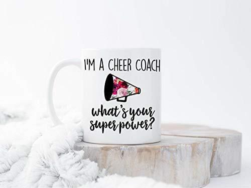 Funny Cheer Coach Mug