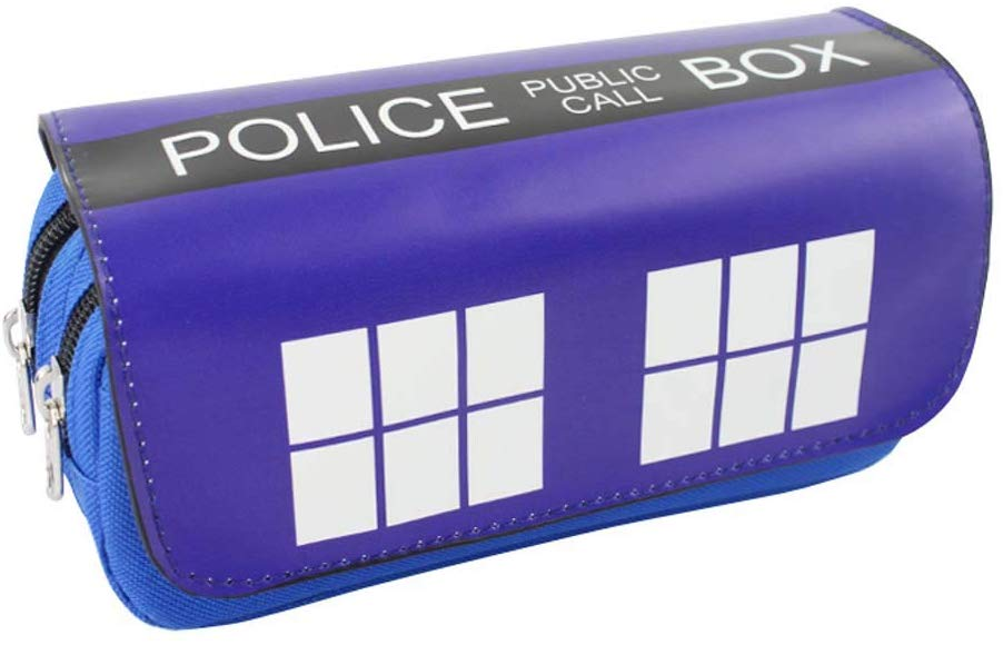 Doctor Who Pencil Bags