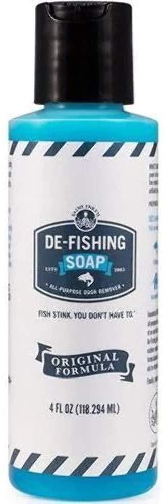 De-Fishing Soap Odor Ousting Liquid Hand/Body Wash