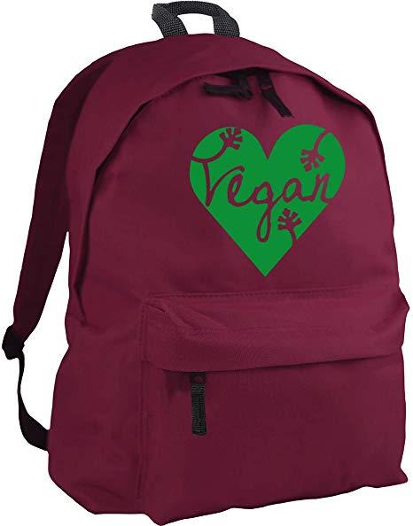 HippoWarehouse VEGAN backpack
