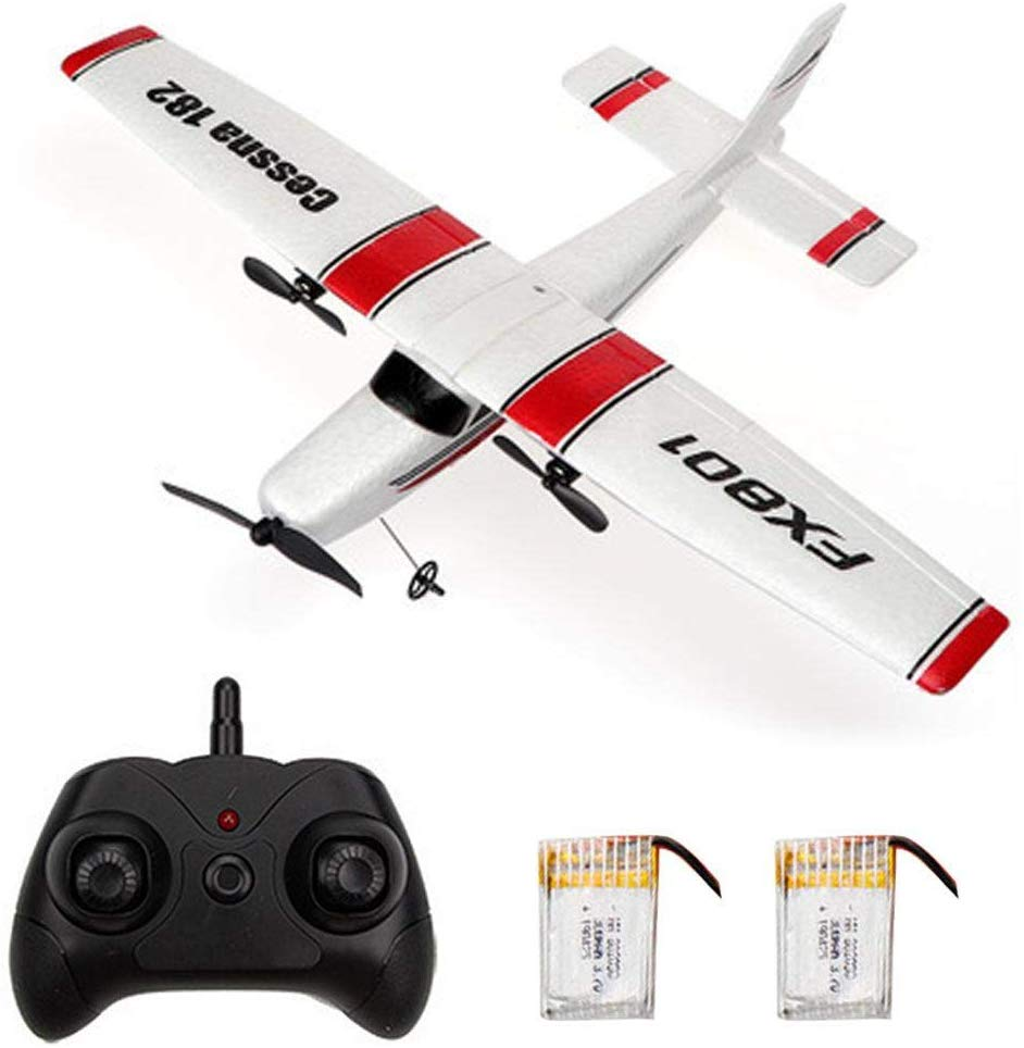 Remote Control Airplane for Kids Boys Adult Beginner