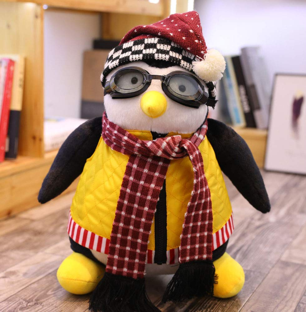 Cuddly Penguin Doll Children Kids Toy Gift Decoration Room Decor
