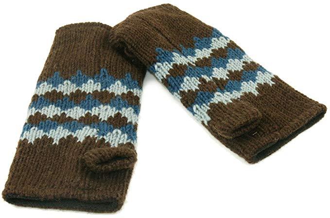 Wool Fingerless Gloves/Handwarmers