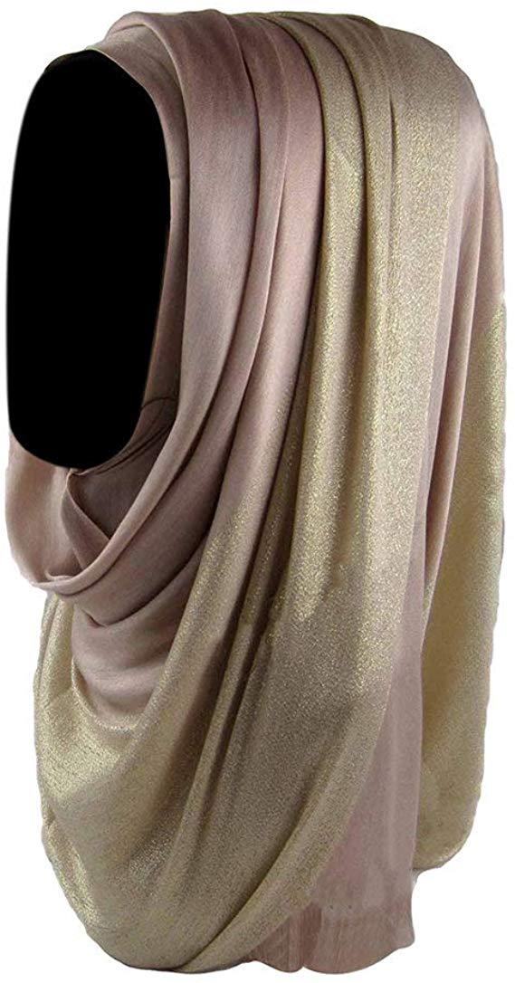 Fashion Women Muslim Soft Hijab Islamic Shawl Scarf