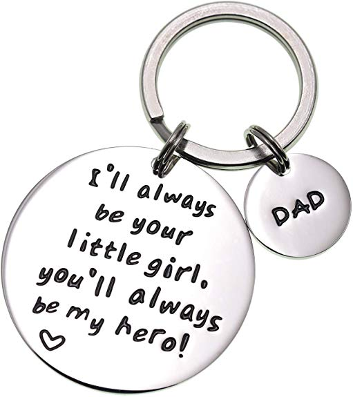 Father's Day Keychain