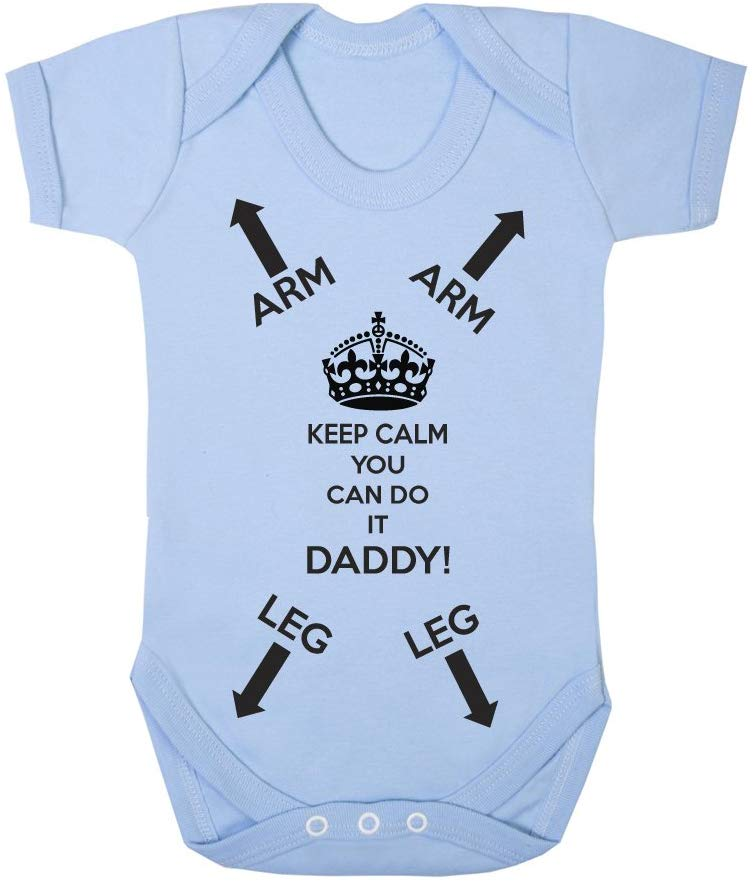 Keep Calm you can do it DADDY