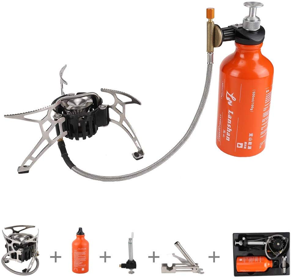 Windproof Portable Camping Stove