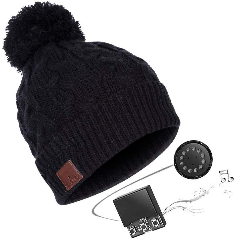 Winter Bluetooth Beanie Hat
