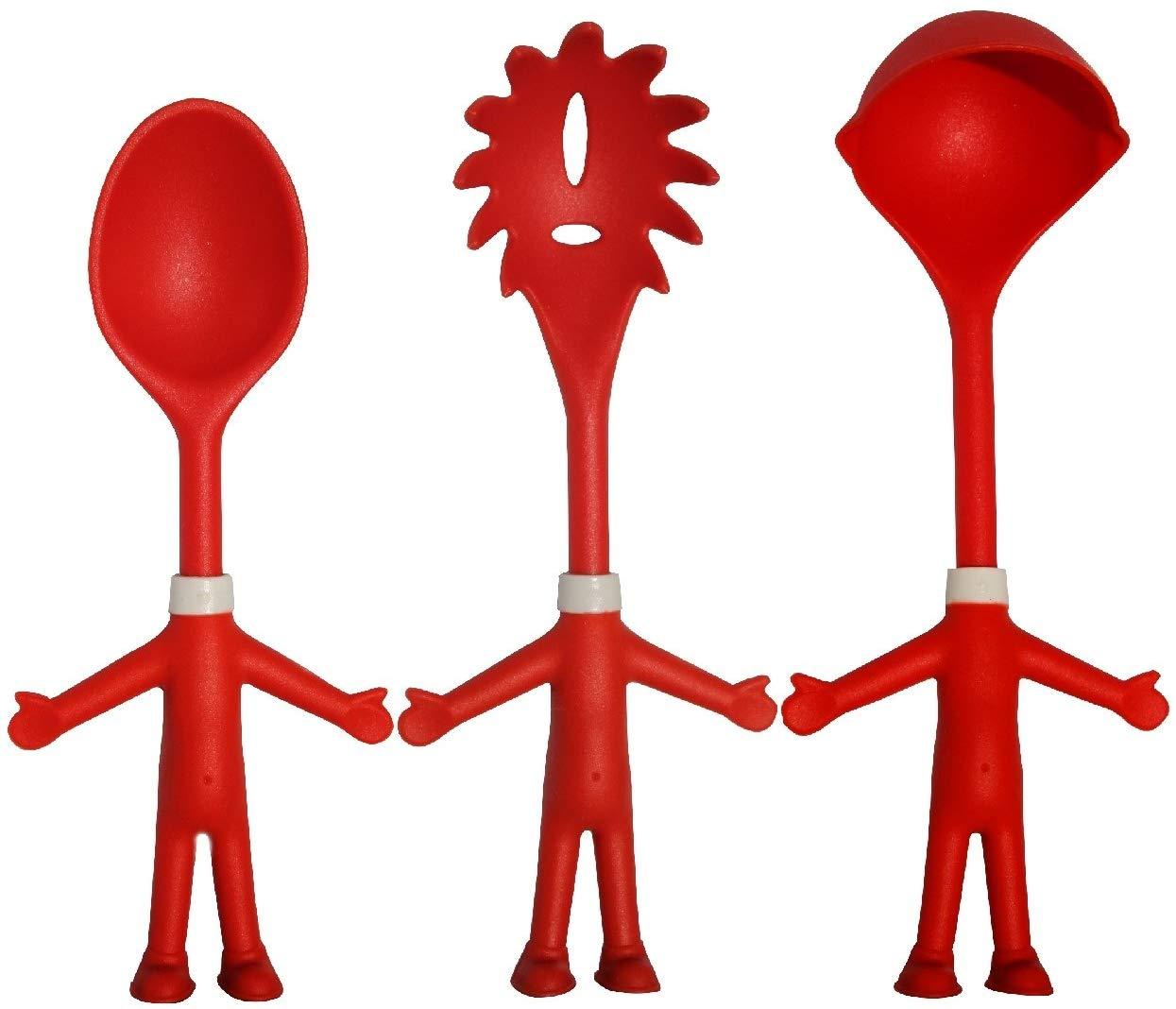 Mr. Spaghetti & Friends, Pasta Server Set