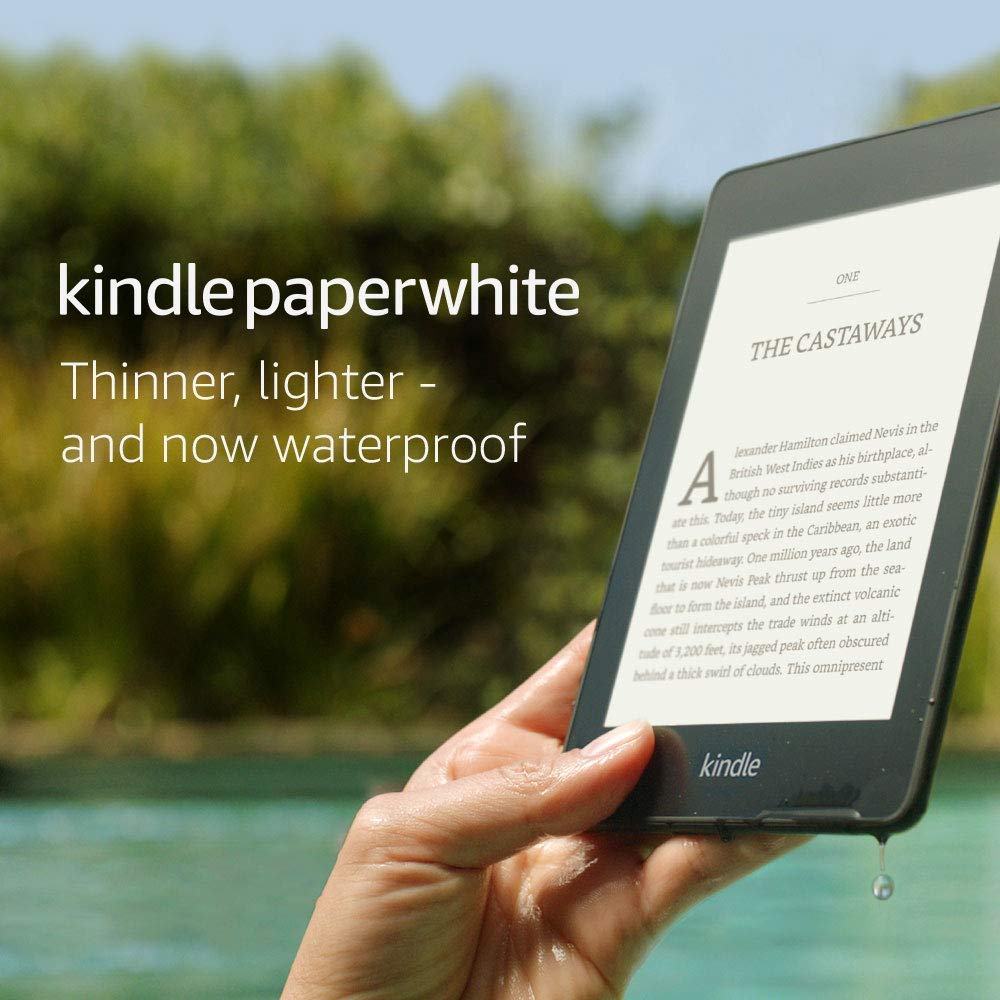 Kindle Paperwhite | Waterproof