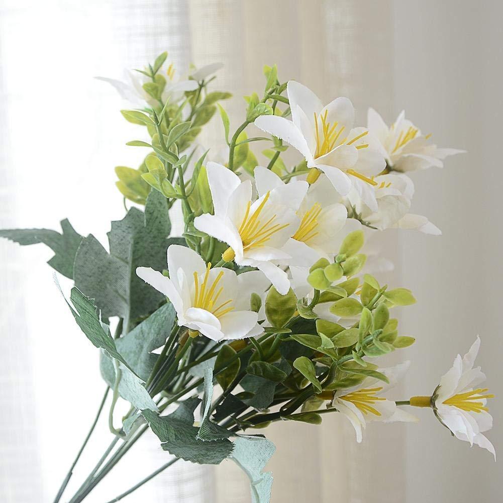 Artificial Daffodils Flower Silk Flower Bouquets