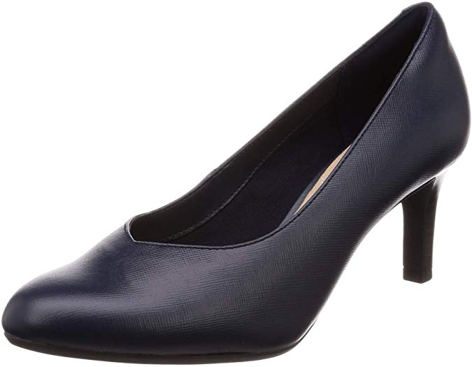 Clarks Ladies Elegant Court Shoes