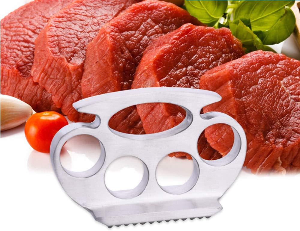 ACOMG Practical Meat Tenderizer Hammer for Steak