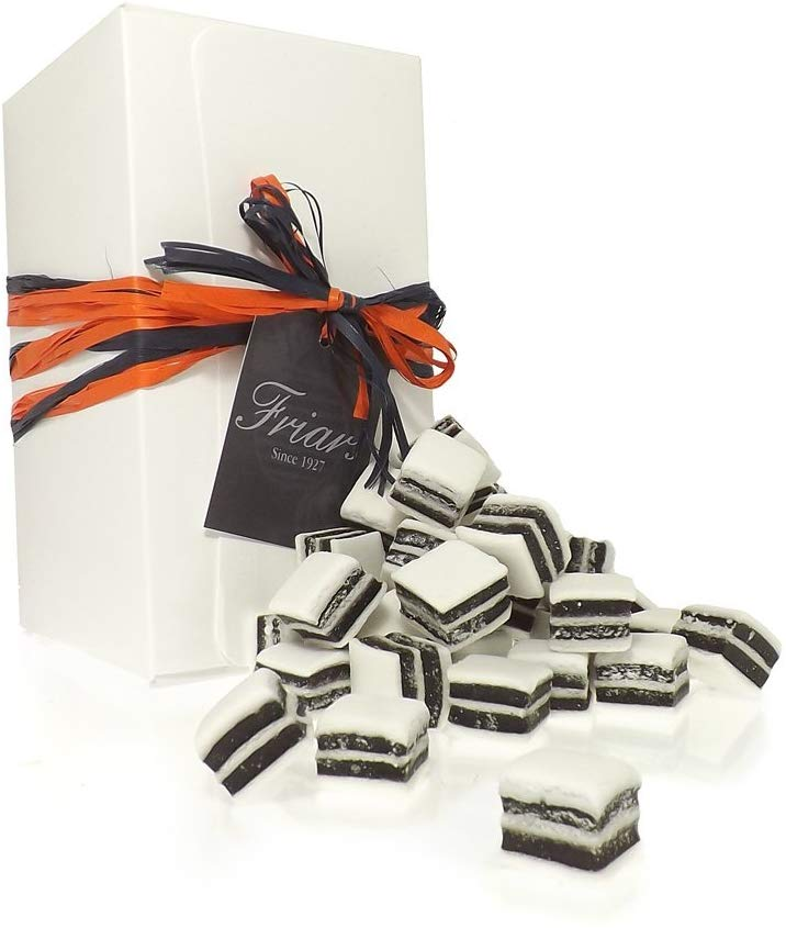 Traditional Black and White Mints Gift Box