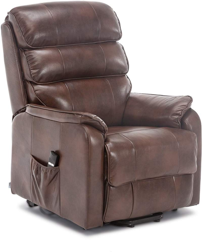 ELECRTIC RISE RECLINER LEATHER AIR RISER SOFA