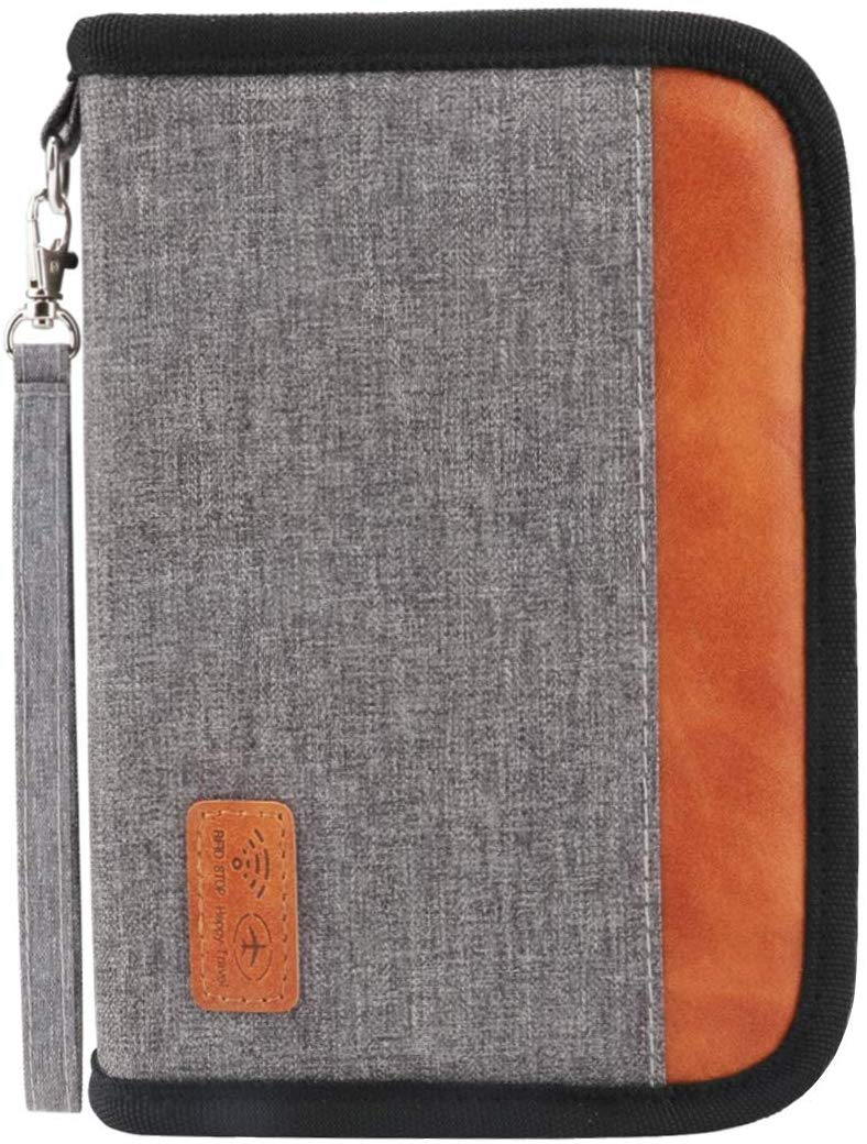 Idefair Travel Wallet Organizer