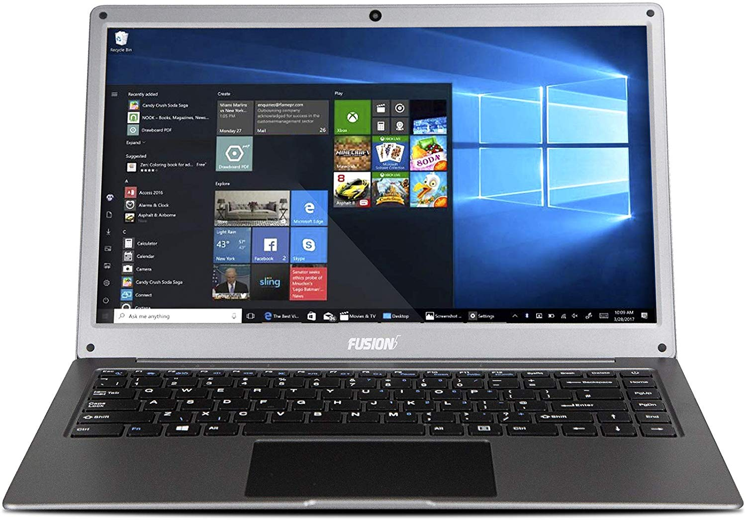 "14.1"" Full HD Windows 10 Laptop"