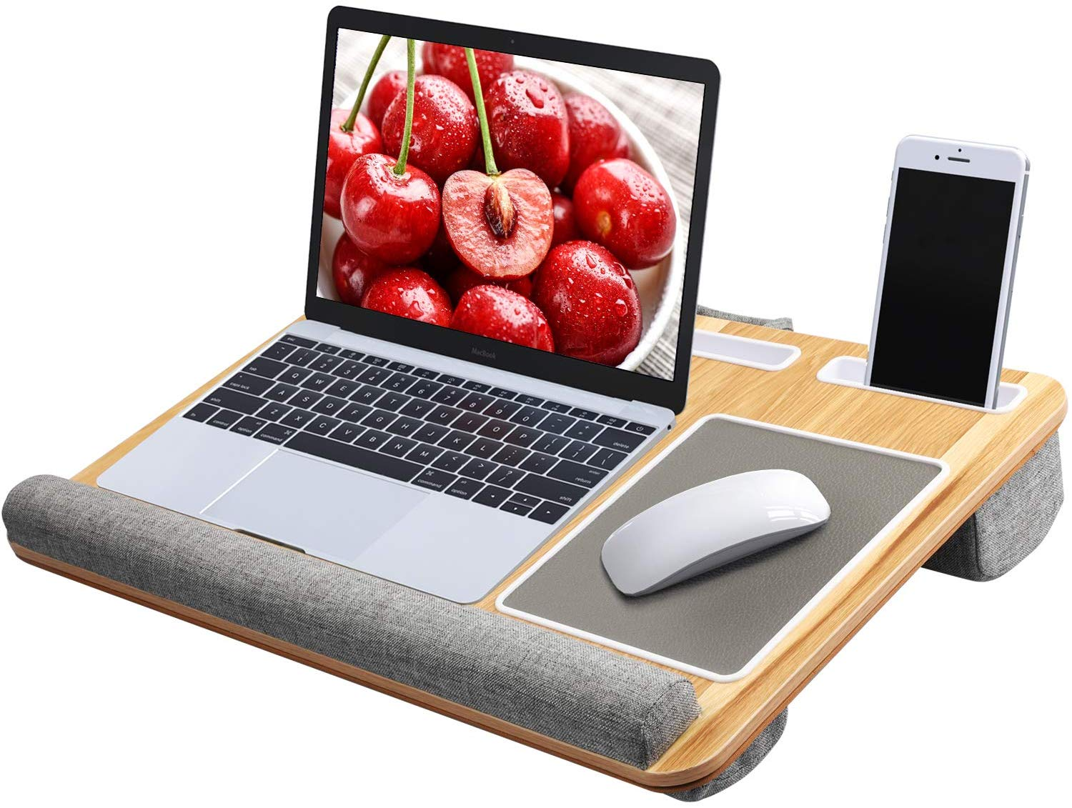 Laptop Tray with Cushion