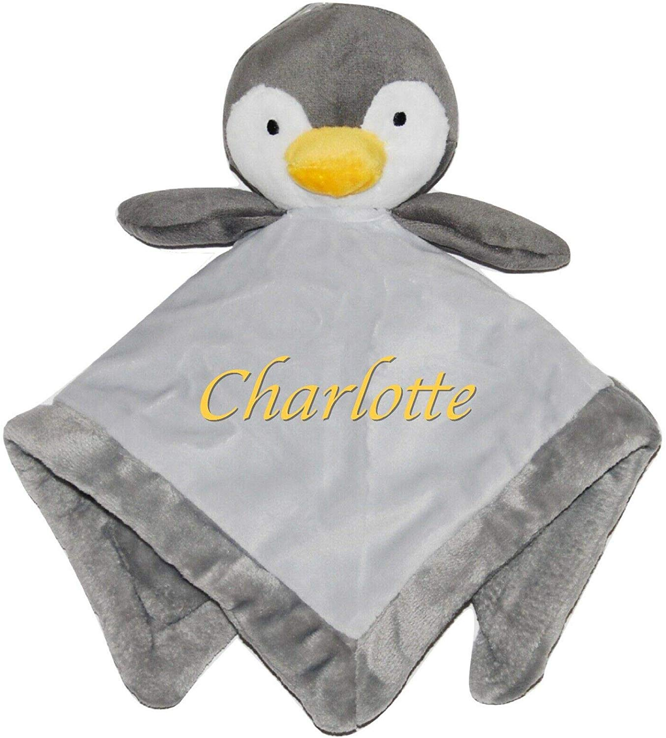 Personalised Baby Girl Boy Comforter Blanket