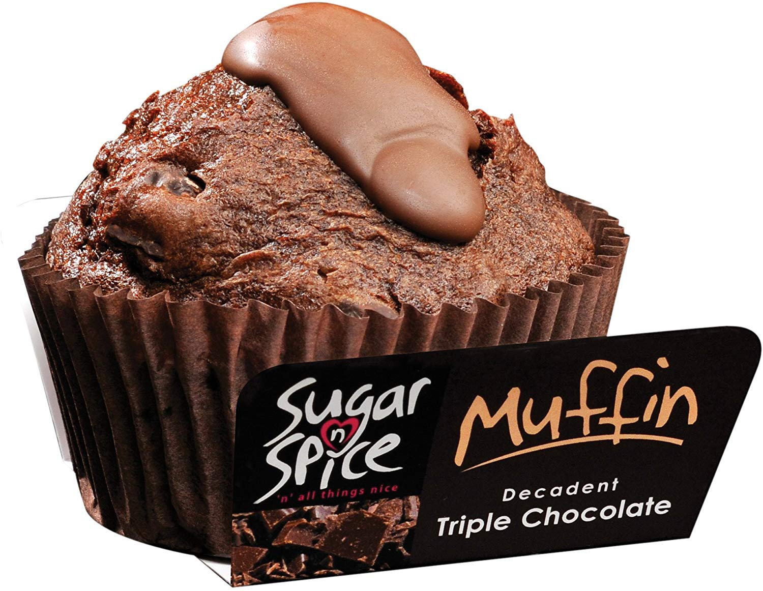 Sugar n Spice Decadent Chocolate Muffin 100 g