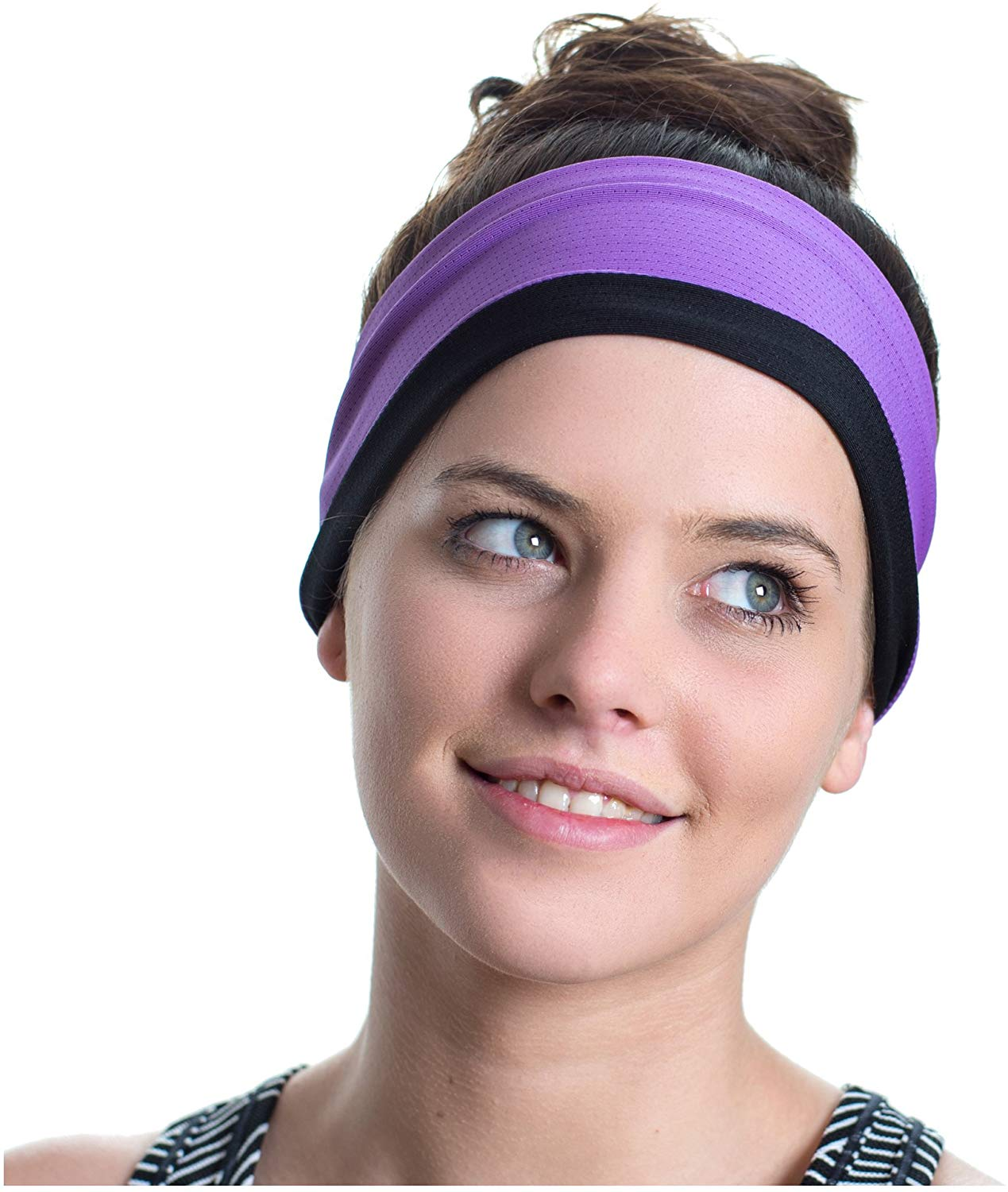 Red Dust Active Workout Headband