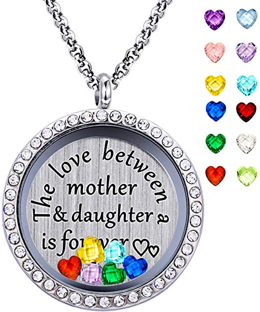 Jewellery Family Tree of Life Locket Necklace
