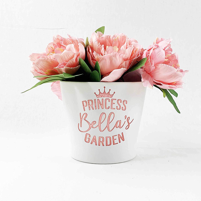 Princess Garden | Personalised Flower Pot