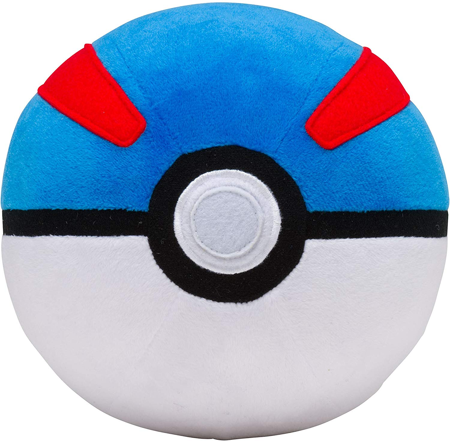 Poke Plush Stuffed Great Ball (Super ball)